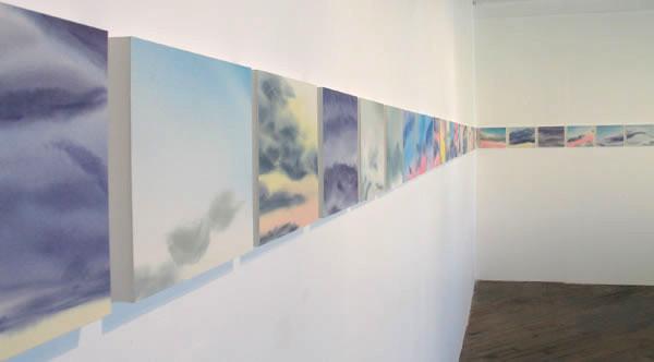 Glimpses installation